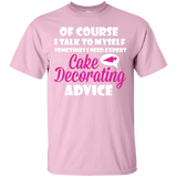 Cake Decorating Advise
