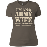 Army Cool Wife