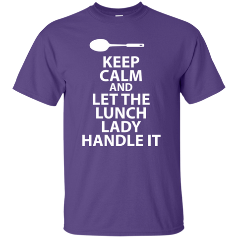 Lunch Lady Keep Calm