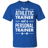 Personal Trainer Not A