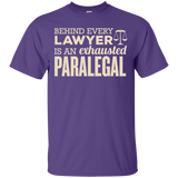 Paralegal Behind Every Lawyer