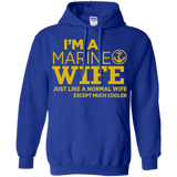 Marine Cool Wife