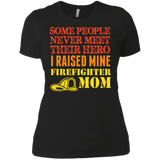 Fighter Mom Fire