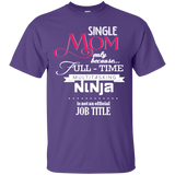 Single Mom Job Title