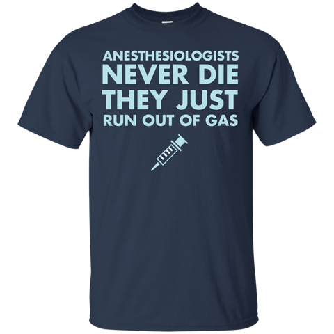 Anesthesiologist Never Die