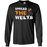 Paintball Spread Welts