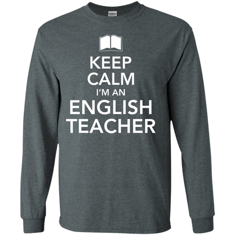 Teacher English Keep Calm