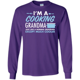 Cooking Grandma