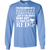 Wine White Christmas