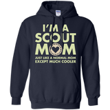 Scouting Scout Mom