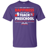 Teacher Pre-School Happiness