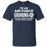 Airforce Cool Grandma