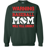 Baseball Loud Mom
