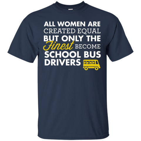 School Bus Drivers Finest