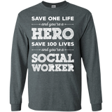 Social Worker Save One Life