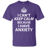 Anxiety Keep Calm