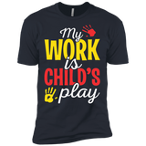 Teacher Elementary Childs Play