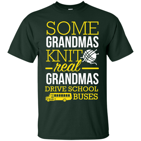 School Bus Drivers Grandmas
