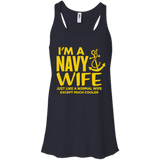 Navy Cool Wife