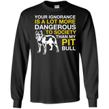 Pitbull Ignorance