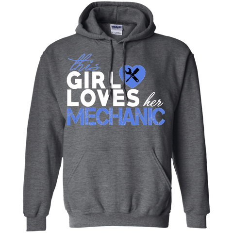 Mechanic Girl Loves