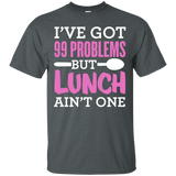 Lunch Lady 99 Problems