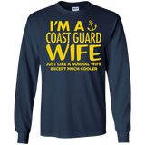 Coast Guard Cool Wife