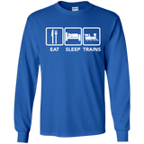Trains Eat Sleep