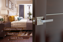 AVALON 0510 - Modern Door Handle Set (PRIVACY / PASSAGE)