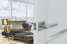 AVALON 0530 - Modern Door Handle Set (PRIVACY / PASSAGE)