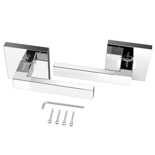 AVALON 0561 - DUMMY (French Closet) Door Handle Set
