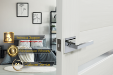 AVALON 0570 - Modern Door Handle Set (PRIVACY / PASSAGE)