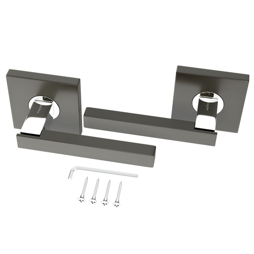 AVALON 0591 - DUMMY (French Closet) Door Handle Set