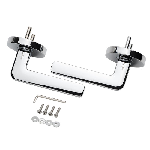 AVALON 0541 - DUMMY (French Closet) Door Handle Set