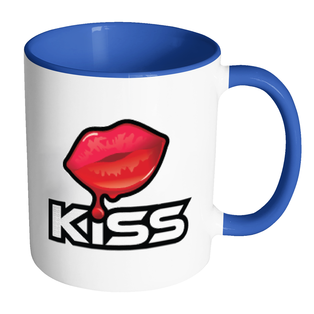 Skydiving T-shirts KISS Helmet - You lovely skydiving mug, Colored Mugs, teelaunch, Skydiving Apparel, Skydiving Apparel, Skydiving Gear, Olympics, T-Shirts, Skydive Chicago, Skydive City, Skydive Perris, Drop Zone Apparel, USPA, united states parachute association, Freefly, BASE, World Record,