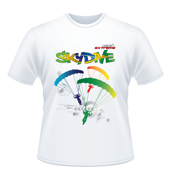 Skydiving T-shirts - Skydive Around - BRAZIL - Unisex Tee -, Shirts, Skydiving Apparel, Skydiving Apparel, Skydiving Apparel, Skydiving Gear, Olympics, T-Shirts, Skydive Chicago, Skydive City, Skydive Perris, Drop Zone Apparel, USPA, united states parachute association, Freefly, BASE, World Record,