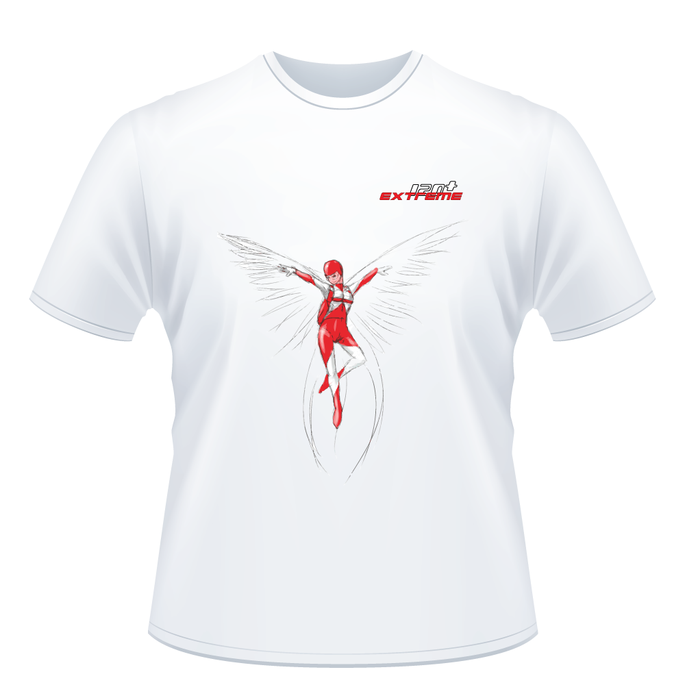 I Love Skydive - Freefly - Short Sleeve Men's T-shirt