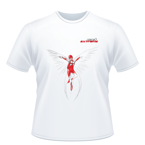 Skydiving T-shirts I Love Skydive - Freefly - Short Sleeve Men's T-shirt, Shirts, eXtreme 120+™ Skydiving Apparel, eXtreme 120+™ Skydiving Apparel, Skydiving Apparel, Skydiving Gear, Olympics, T-Shirts, Skydive Chicago, Skydive City, Skydive Perris, Drop Zone Apparel, USPA, united states parachute association, Freefly, BASE, World Record,