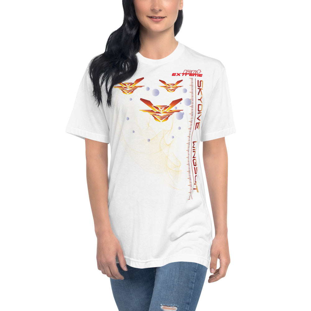 Skydiving T-shirts - Skydiving T-Shirt - Skydive WINGSUIT - Unisex Crew Neck Tee, Shirts, Skydiving Apparel, Skydiving Apparel, Skydiving Apparel, Skydiving Gear, Olympics, T-Shirts, Skydive Chicago, Skydive City, Skydive Perris, Drop Zone Apparel, USPA, united states parachute association, Freefly, BASE, World Record,