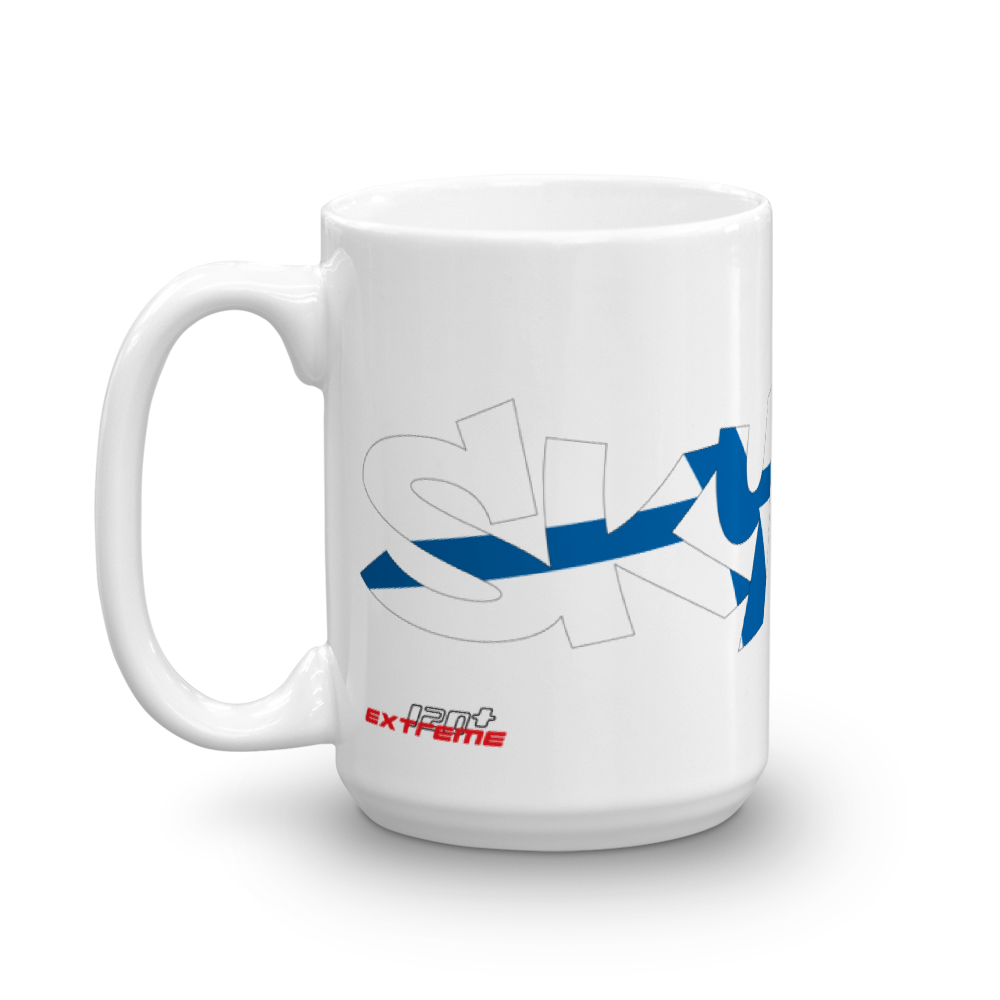 Skydiving T-shirts Skydiving Mug Team Finland, White Mugs, Skydiving Apparel, Skydiving Apparel, Skydiving Apparel, Skydiving Gear, Olympics, T-Shirts, Skydive Chicago, Skydive City, Skydive Perris, Drop Zone Apparel, USPA, united states parachute association, Freefly, BASE, World Record,