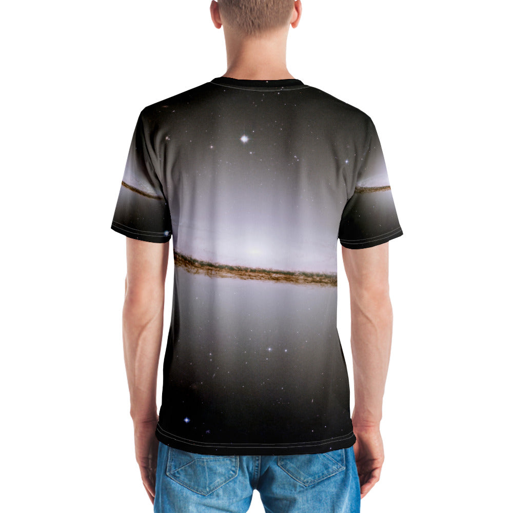 Skydiving T-shirts Galaxy - The Majestic Sombrero - Short sleeve men's t-shirt, T-shirt, Skydiving Apparel, Skydiving Apparel, Skydiving Apparel, Skydiving Gear, Olympics, T-Shirts, Skydive Chicago, Skydive City, Skydive Perris, Drop Zone Apparel, USPA, united states parachute association, Freefly, BASE, World Record,