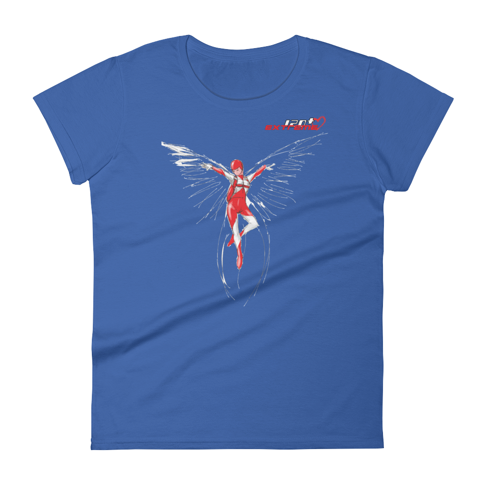 Skydiving T-shirts I Love Skydive - Freefly - Short Sleeve Women's T-shirt, Shirts, Skydiving Apparel, Skydiving Apparel, Skydiving Apparel, Skydiving Gear, Olympics, T-Shirts, Skydive Chicago, Skydive City, Skydive Perris, Drop Zone Apparel, USPA, united states parachute association, Freefly, BASE, World Record,