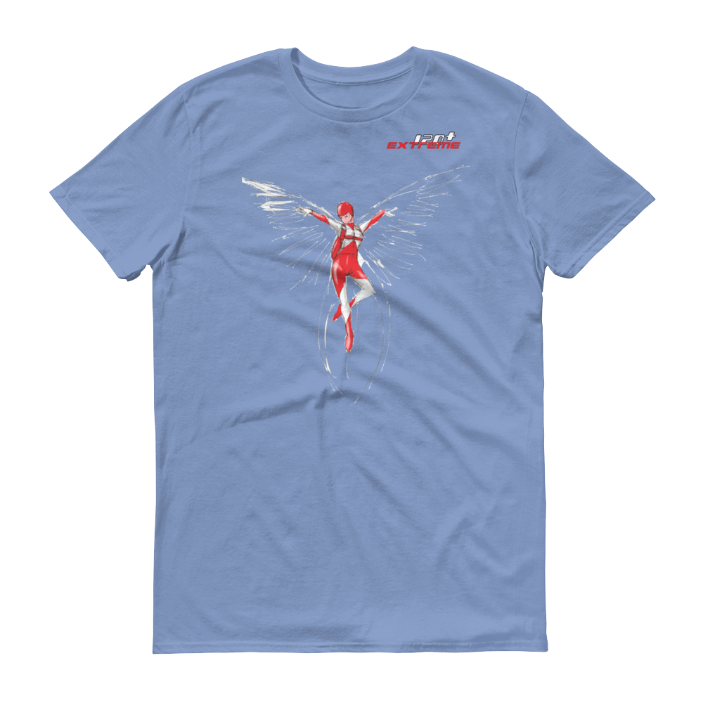 Skydiving T-shirts I Love Skydive - Freefly - Short Sleeve Men's T-shirt, Shirts, SkydivingApparel™, Skydiving Apparel, Skydiving Apparel, Skydiving Gear, Olympics, T-Shirts, Skydive Chicago, Skydive City, Skydive Perris, Drop Zone Apparel, USPA, united states parachute association, Freefly, BASE, World Record,