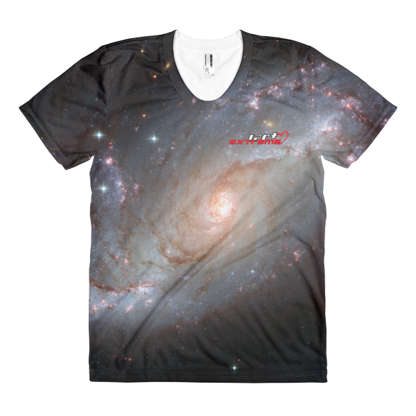 SPACE - Stellar nursery in the arms - Women's sublimation t-shirt