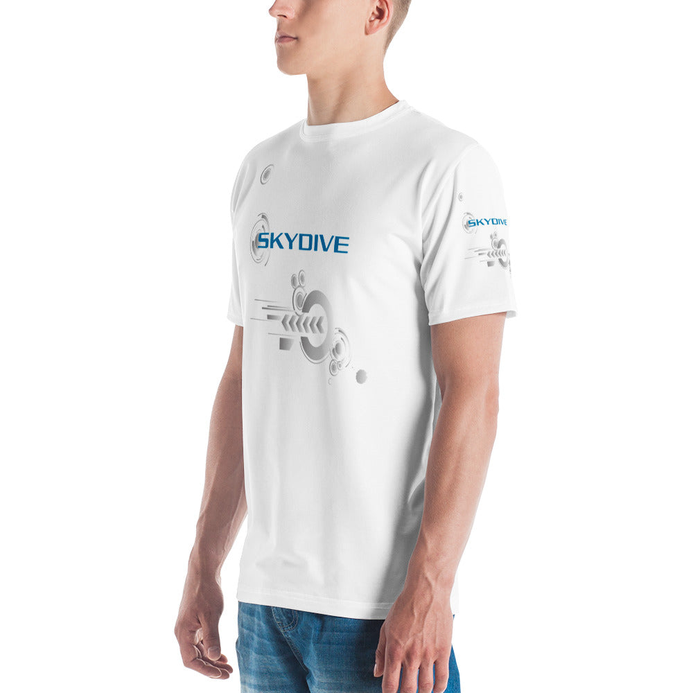 Skydiving T-shirts - Skydive Competition - Men`s Tee -, Shirts, Skydiving Apparel, Skydiving Apparel, Skydiving Apparel, Skydiving Gear, Olympics, T-Shirts, Skydive Chicago, Skydive City, Skydive Perris, Drop Zone Apparel, USPA, united states parachute association, Freefly, BASE, World Record,