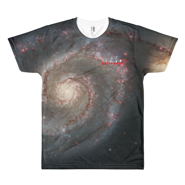 SPACE - Out of this whirl - Men's T-shirt