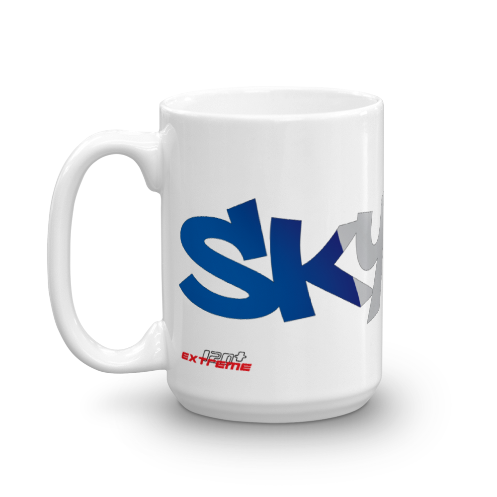 Skydiving T-shirts Skydiving Mug Team France, Mugs, eXtreme 120+™ Skydiving Apparel, eXtreme 120+™ Skydiving Apparel, Skydiving Apparel, Skydiving Gear, Olympics, T-Shirts, Skydive Chicago, Skydive City, Skydive Perris, Drop Zone Apparel, USPA, united states parachute association, Freefly, BASE, World Record,