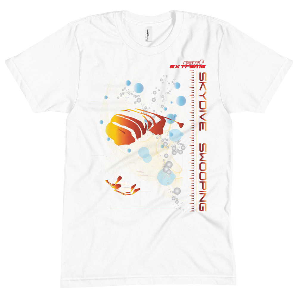 Skydiving T-shirts - Skydiving T-Shirt - Skydive SWOOP - Unisex Crew Neck Tee, Shirts, Skydiving Apparel, Skydiving Apparel, Skydiving Apparel, Skydiving Gear, Olympics, T-Shirts, Skydive Chicago, Skydive City, Skydive Perris, Drop Zone Apparel, USPA, united states parachute association, Freefly, BASE, World Record,