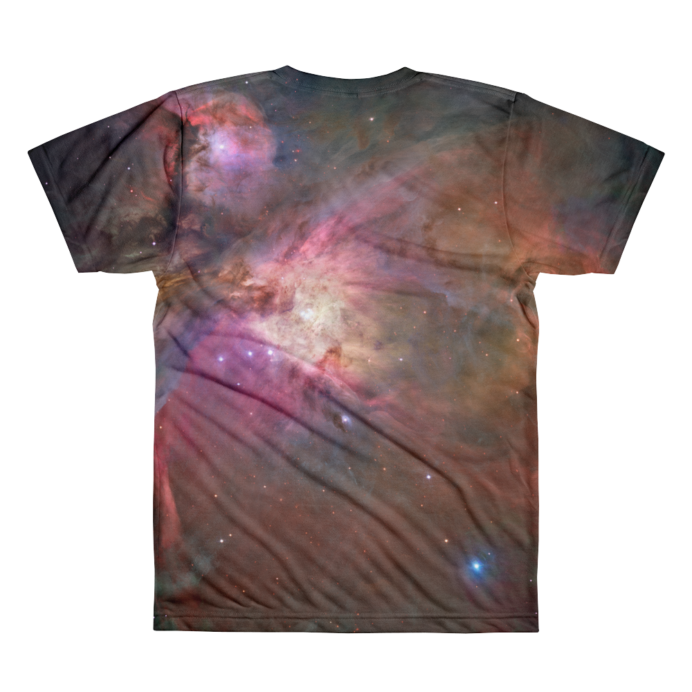 Skydiving T-shirts SPACE - Hubble's Orion Nebula - Men's T-shirt, T-shirt, Skydiving Apparel, Skydiving Apparel, Skydiving Apparel, Skydiving Gear, Olympics, T-Shirts, Skydive Chicago, Skydive City, Skydive Perris, Drop Zone Apparel, USPA, united states parachute association, Freefly, BASE, World Record,