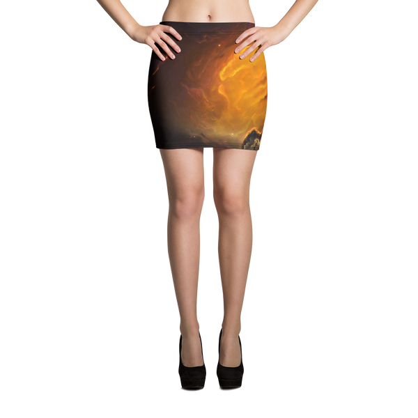 Skydiving T-shirts Galaxy - Nebula - Interstellar Milky-Way - Mini Skirt, Skirts, eXtreme 120+™ Skydiving Apparel, eXtreme 120+™ Skydiving Apparel, Skydiving Apparel, Skydiving Gear, Olympics, T-Shirts, Skydive Chicago, Skydive City, Skydive Perris, Drop Zone Apparel, USPA, united states parachute association, Freefly, BASE, World Record,